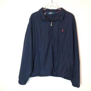 Ralph Lauren Polo Mens Navy Blue Sz XXL Jacket